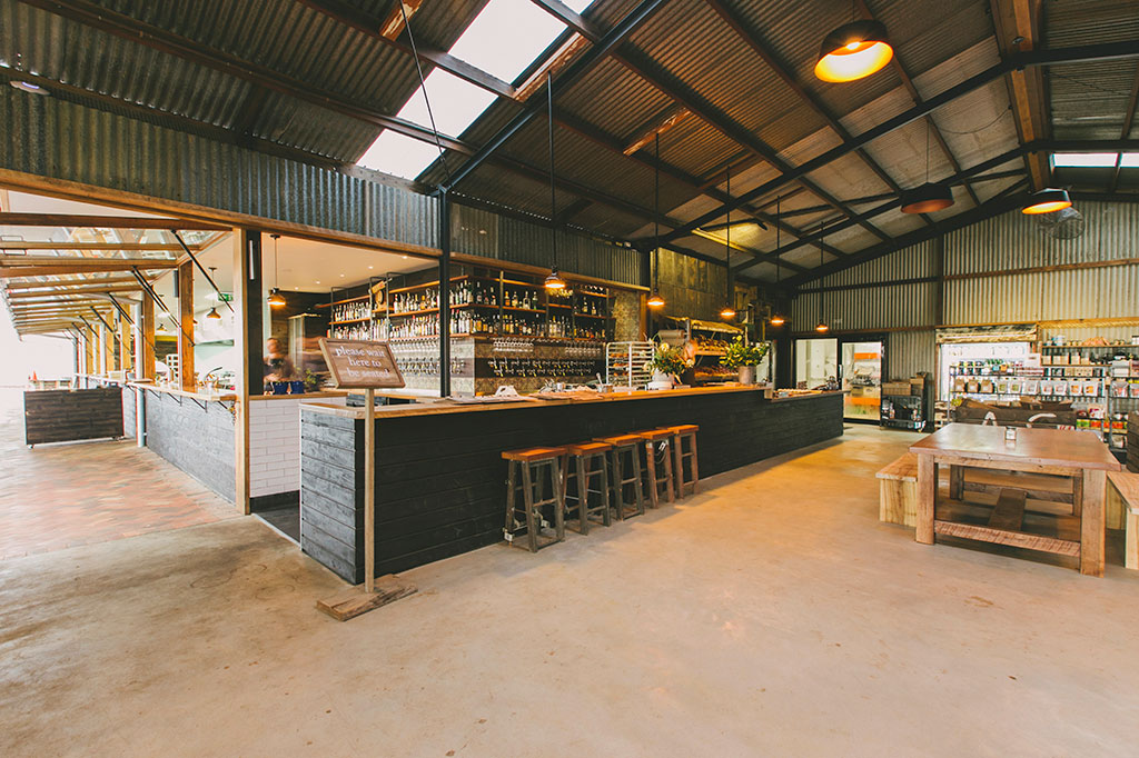 Converting A Shed Into A Commercial Kitchen